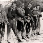 Historische Aufnahmen aus Niederthai