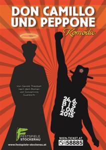 Don Camillo und Peppone_cFestspiele Stockerau